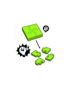 Thinkfun Puzzle 4-T Puzzle