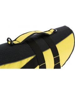 Trixie Schwimmweste gelb/schwarz, XS
