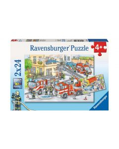 Ravensburger Puzzle Helden im Einsatz