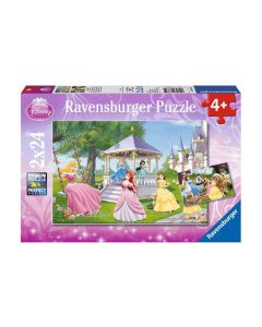 Ravensburger Puzzle Disney Prinzessinnen: Zauberhafte Prinzessinnen