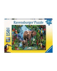 Ravensburger Puzzle Dschungelelefanten