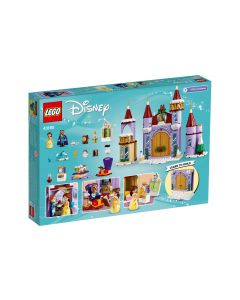 LEGO® Disney Princess Belles winterliches Schloss 43180