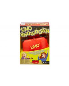 Mattel Spiele Kartenspiel UNO Showdown