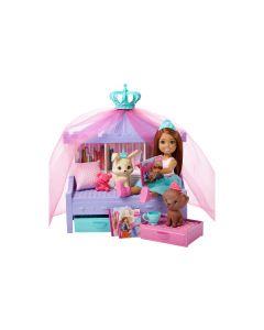 Barbie Spielset Princess Adventure Chelsea Märchenstunde