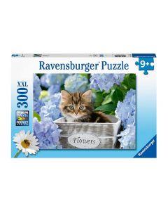 Ravensburger Puzzle Kleine Katze