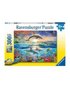 Ravensburger Puzzle Delfinparadies