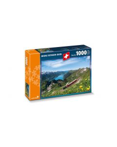 Carta.Media Puzzle Brienz Rothorn Bahn