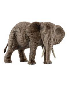 Schleich Spielzeugfigur Wild Life Afrikanische Elefantenkuh