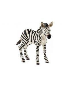 Schleich Spielzeugfigur Wild Life Zebra Fohlen