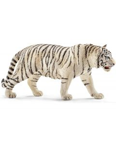 Schleich Spielzeugfigur Wild Life Tiger, weiss