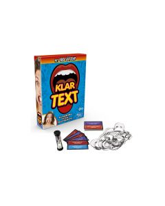 Hasbro Gaming Partyspiel Klartext