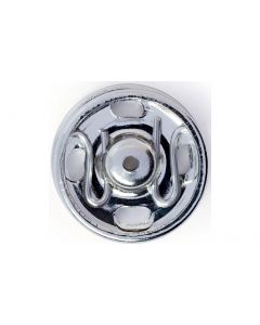 Prym Druckknöpfe Ø 13 mm, Silber, 6 Stück