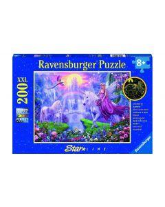 Ravensburger Puzzle Magische Einhornnacht