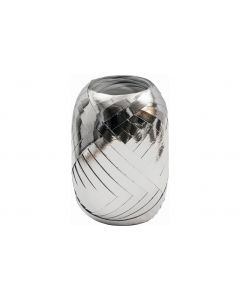 Stewo Geschenkband Metallic Silber