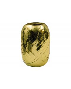 Stewo Geschenkband Metallic Gold