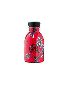 24Bottles Trinkflasche Urban 250 ml, Cherry Lace
