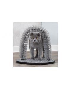 Trixie Wohlbefinden Massage- und Fellpflegebogen für Katzen