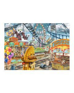Ravensburger Puzzle ESCAPE Kids Freizeitpark