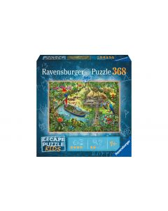 Ravensburger Puzzle ESCAPE Kids Dschungelsafari