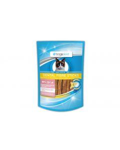 bogar Katzen-Snack Dental Fibre Sticks mit Lachs, zur Zahnpflege