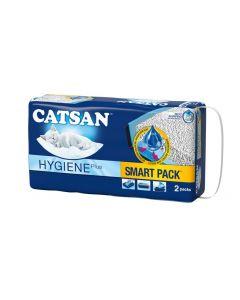 Catsan Katzenstreu Hygiene Plus 2 x 4l