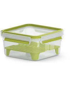 Emsa Lunchbox Clip & Go Grün