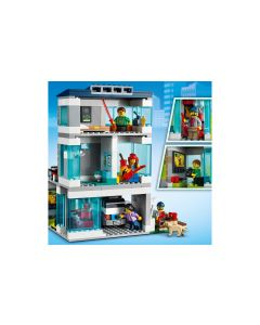 LEGO® City Modernes Familienhaus 60291