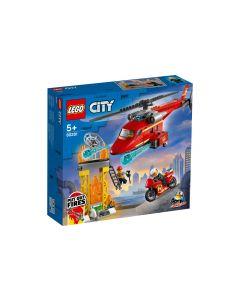 LEGO® City Feuerwehrhubschrauber 60281
