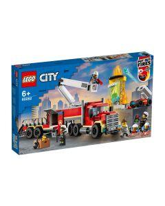 LEGO® City Mobile Feuerwehreinsatzzentrale 60282
