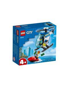 LEGO® City Polizeihubschrauber 60275