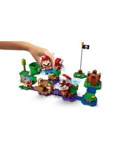 LEGO® Super Mario Piranha-Pflanzen-Herausforderung 71382