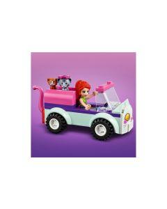 LEGO® Friends Mobiler Katzensalon 41439
