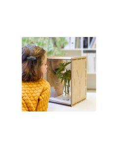 Mein Raupenkasten Insektenhotel Raupenkasten -französisch-