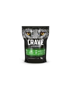 Crave Trockenfutter Lamm und Rind, 1 kg