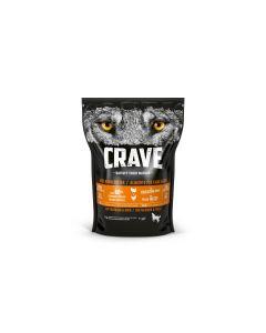 Crave Trockenfutter Truthahn und Huhn 1 kg