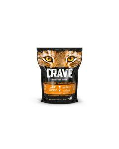 Crave Trockenfutter Truthahn und Huhn 750 g
