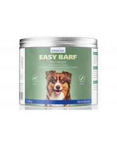 Eric Schweizer Hunde-Nahrungsergänzung Easy Barf Pro Calcium Pulver, 300g