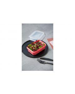 Emsa Vorratsbehälter Clip & Close 2.2 l, Rot