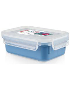 Emsa Vorratsbehälter Clip & Close 0.55 l, Blau