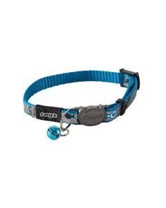 Rogz Katzenhalsband Reflectocat blau