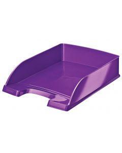 Leitz Ablagekorb Wow Violett