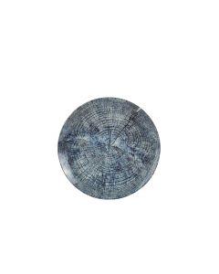 Villa Collection Dekoschale 24.5 cm 1 Stück, Blau