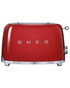SMEG Toaster 50\'S RETRO STYLE Rot