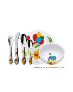 WMF Kinderbesteckset Winnie the Pooh 6-teilig