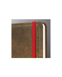 Sigel Notizbuch Conceptum Vintage A5, Liniert, Braun
