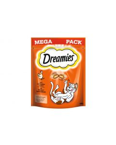 Dreamies Katzen-Snack mit Huhn, 4 x 180g