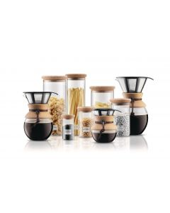 Bodum Kaffeebereiter Pour Over 1 l, Beige