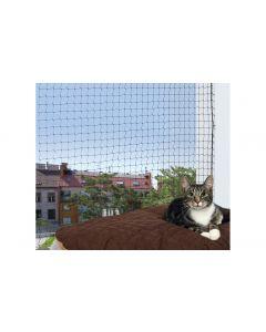Trixie Schutznetz 4 x 3m schwarz