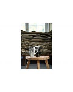 Villa Collection Kaffeebecher 0.5 l, 12 Stück, Schwarz