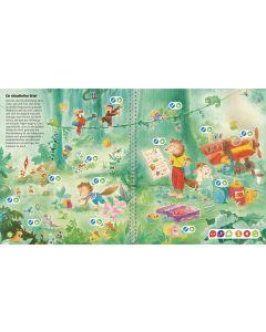 tiptoi CREATE Lernbuch Schatzsuche im Dschungel